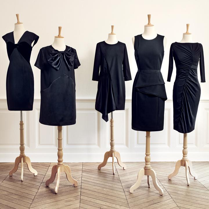 La robe noire historique